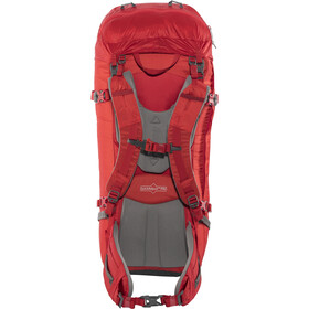 Bergans Helium PRO 55 Sac à dos Femme, red/solidgrey